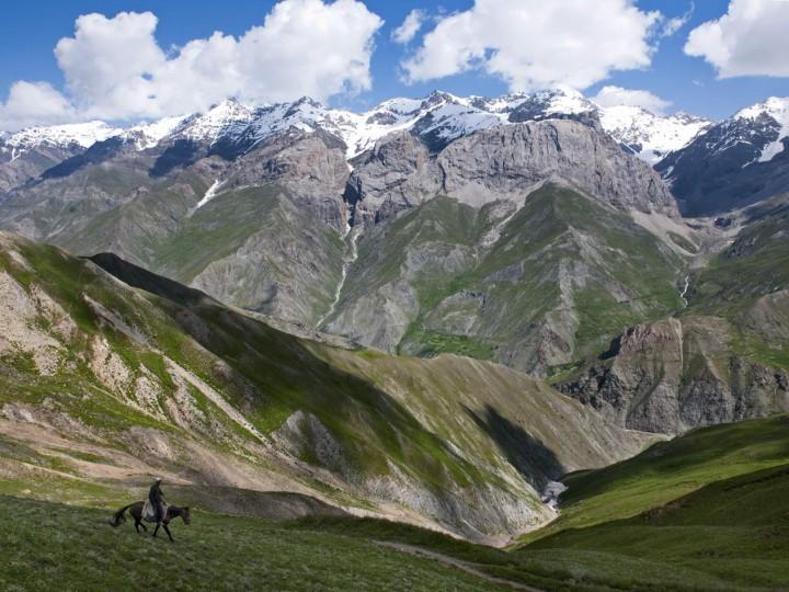 Tajikistan stories map
