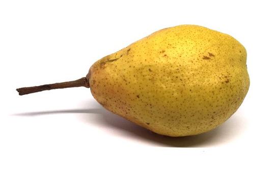 Assomiddin's pear